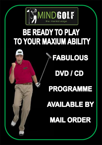 Improve your golf game with MindGolf sports hypnosis